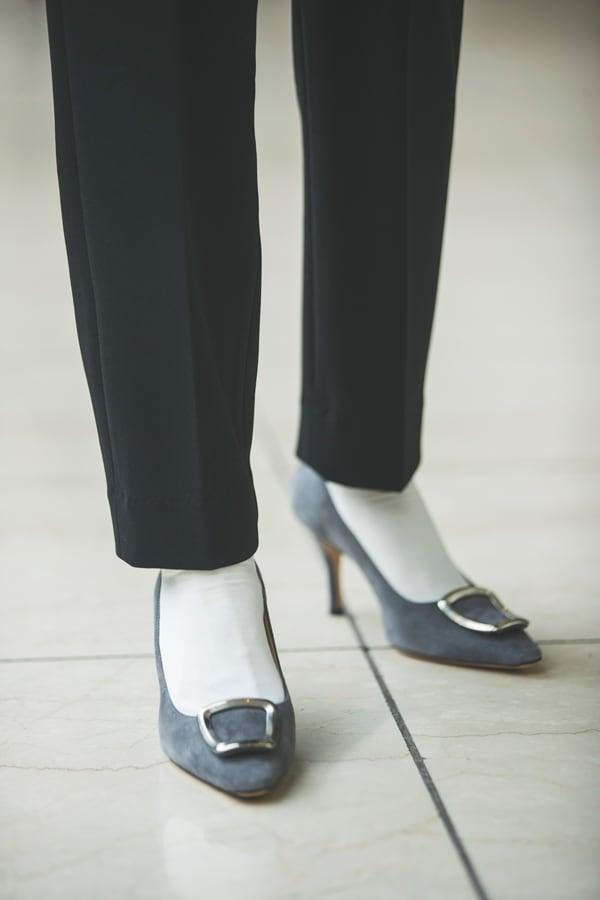 靴とボトムの「隙間」問題。おしゃれに決まるコツとは?【冬の足元】スライダー2_2