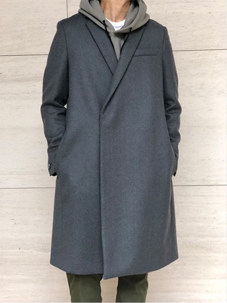 編集部柳田がセレクト!秋から冬まで着られる、まず買っておきたいメンズコート3選スライダー3_2
