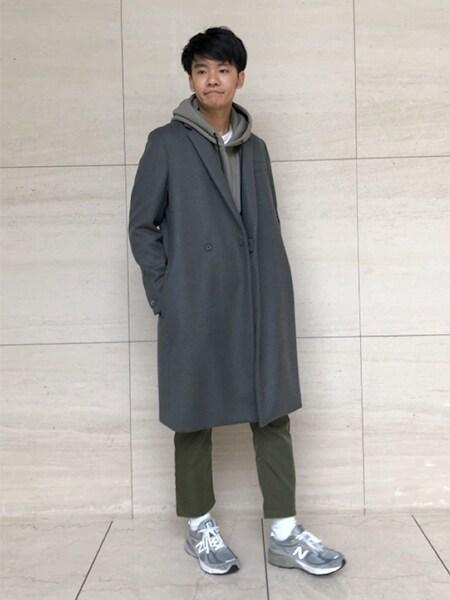 編集部柳田がセレクト!秋から冬まで着られる、まず買っておきたいメンズコート3選スライダー3_1
