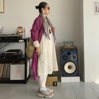 【50代ファッション】ボリュームイヤリングをつけこなす4つのコツ