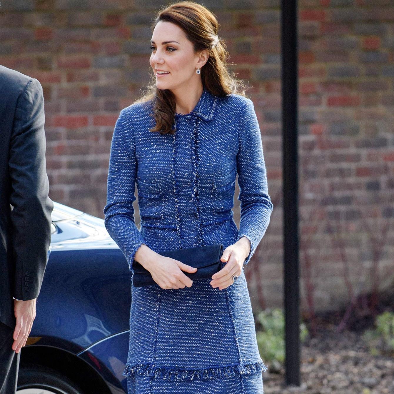 キャサリン妃が9年愛用するツイードスーツの古くならない着回し術