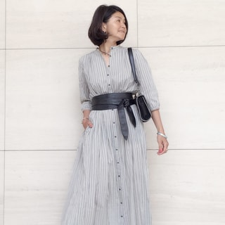 【動画あり】ファッションライター松井陽子さんがセレクト!夏の制服・ワンピース、オンの日はこう着る!