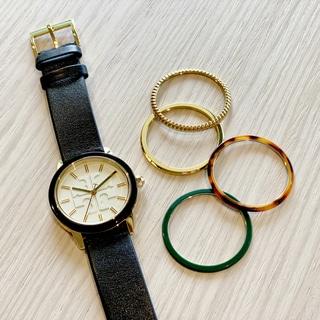 【3万円台】ベゼルを変えて1つで5変化のコスパ抜群な時計