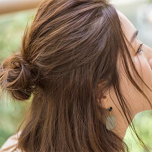 短めの髪でもできるヘアアレンジ実例20選