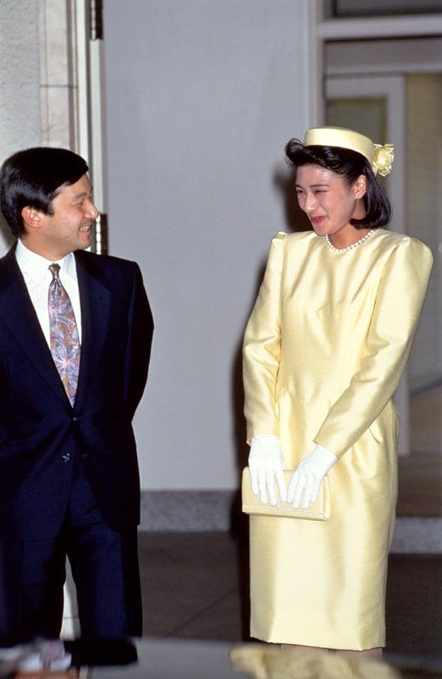 雅子さまへ6年越しの一途な恋、皇太子浩宮さまのプロポーズ大作戦 ...