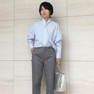 【動画あり】ファッションエディター発田美穂がセレクト!大好物のシャツ、今の自分に似合う一枚を探して