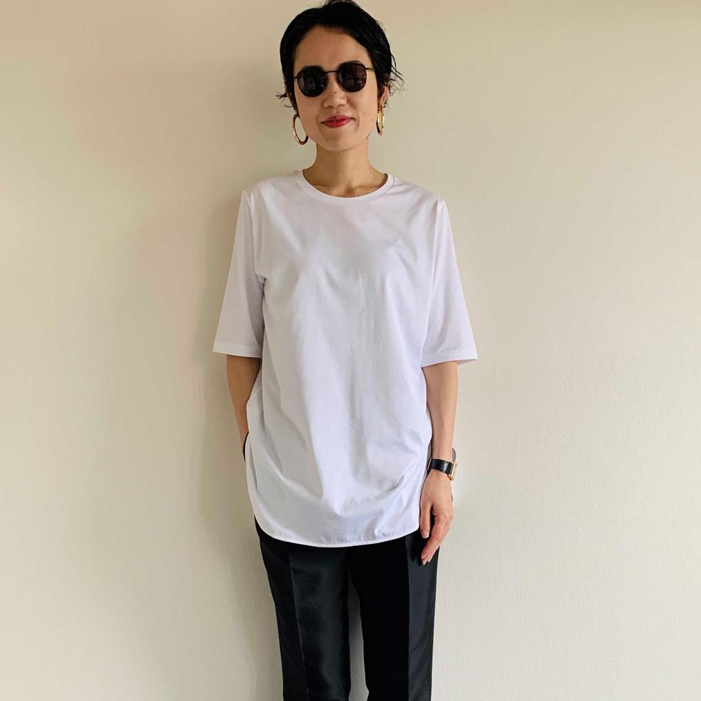 この夏に推す「Tシャツ&デニム」3選。シンプルなのに雰囲気のでる着こなしとは?
