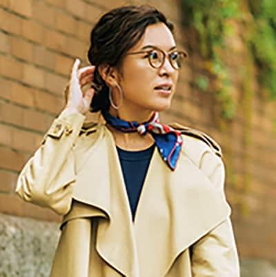 【40代のメガネ選び】おしゃれ度アップを叶えるメガネの着こなし術11
