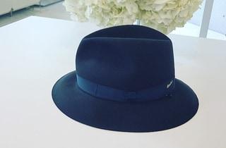 ボルサリーノの帽子 by室井由美子