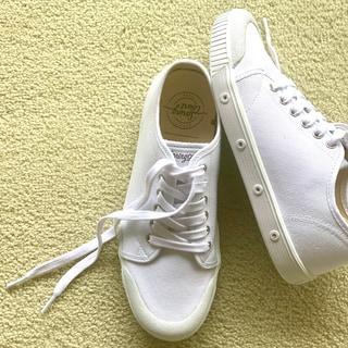 【スタイリストの冬のお買い物】着こなしを軽やかに見せる白スニーカー