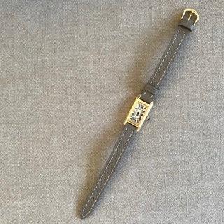 まるで新しい腕時計!