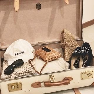旅好き編集者の海外旅行のスーツケースの中身! 欠かせない持ち物を紹介