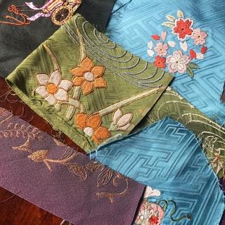 刺繡と金継ぎ、心地よい日本のサステナブル