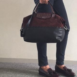 ロンシャンのバッグに一目惚れby斉藤美恵