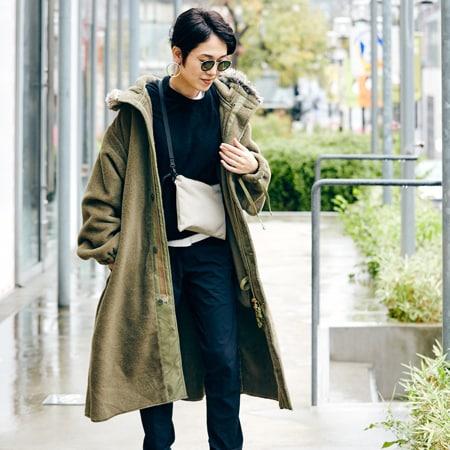 【40代コーデ】「無印良品」のベーシックを今っぽく着るには? 着こなしサンプル28