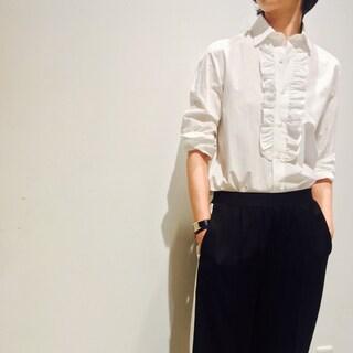 シャツメーカーのシャツが好き by田中雅美