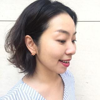 ずっと欲しかったグランマティックのピアス by川良咲子