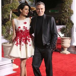 """最も魅力的な""""独身""""セレブだったジョージ・クルーニーのプロポーズ大作戦が判明!"""