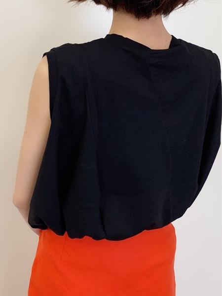 フェミニン代表・林 智子さんがセレクト!大人目線の「Tシャツスタイル」スライダー1_3