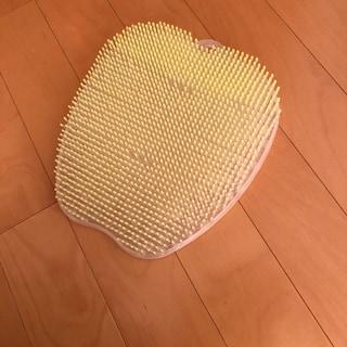 足裏の角質がとれる感動のマット by片岡千晶