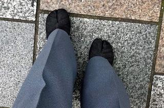 ワンランク上のおしゃれな人に見える「パンツとブーツの関係性」。
