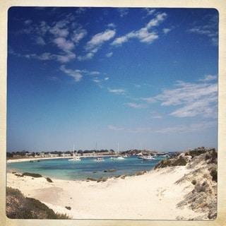 パース旅行のコト その③天然の青色に囲まれた「ロットネス島」
