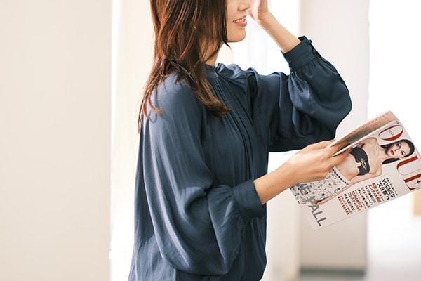 読者モデルは欲求不満...?「満たされた女」は前に出ない、という偏見スライダー1_2