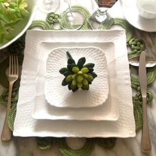 初春のテーブルは初々しさを演出!