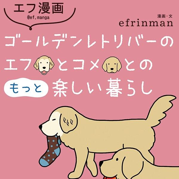 """可愛いが止まらない...!愛犬との日々を綴る人気""""犬""""漫画に癒される"""