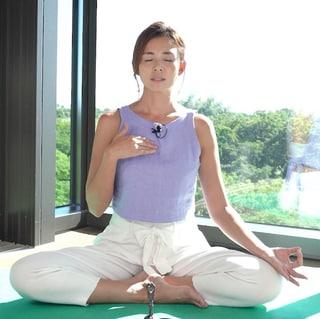 ハワイロスに効くモデルSHIHOのLOVE瞑想とは?