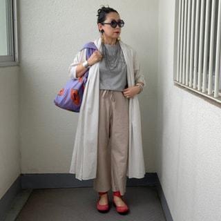 【50代ファッション学】お気に入りの新作リラックスウエア3選!