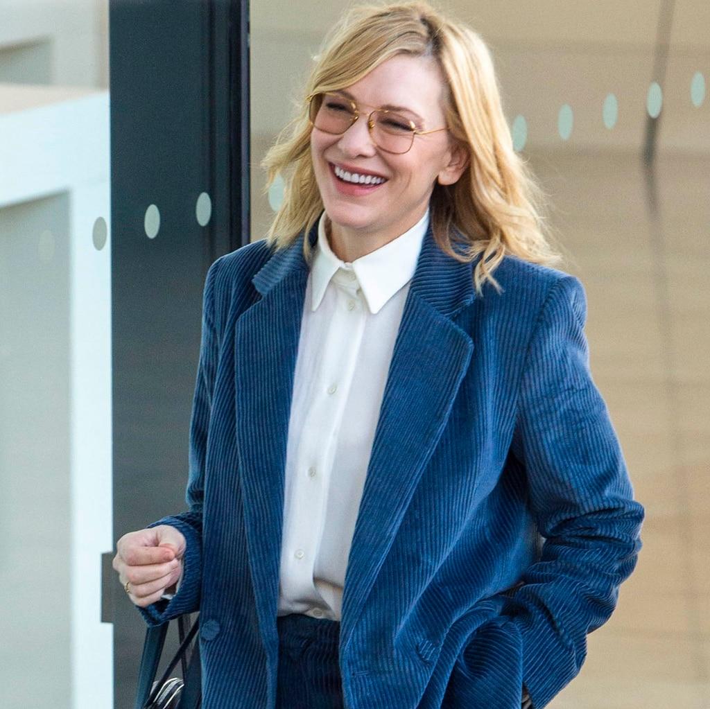 【40代のメガネ選び】ケイト・ブランシェットの洗練メガネスタイル5選