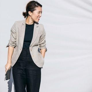 シンプルな服こそ、「着方」でものにする2<ジャケット>【動画】