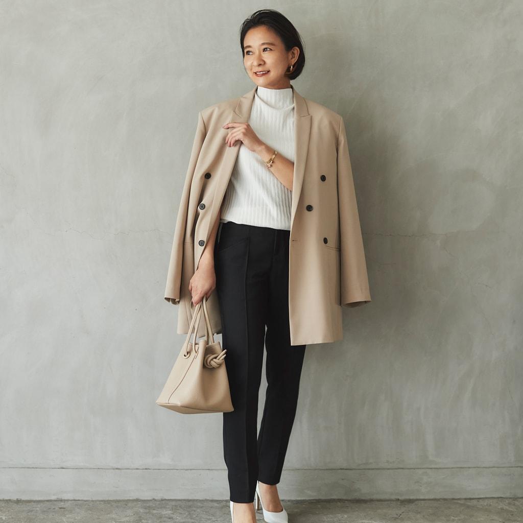 スタイリストが本気で考える「今着たいコンサバきれいな仕事服」とは?