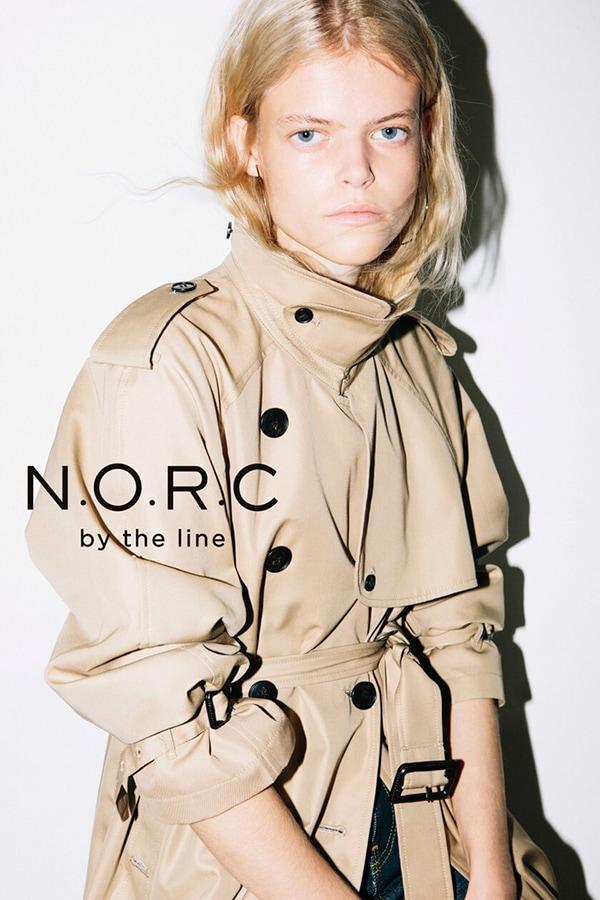 私がディレクションする新ブランド「N.O.R.C by the line」がデビュー!スライダー1_2