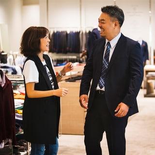 役職のある40代男性が仕事でより成功する為のスーツの着こなしとは?
