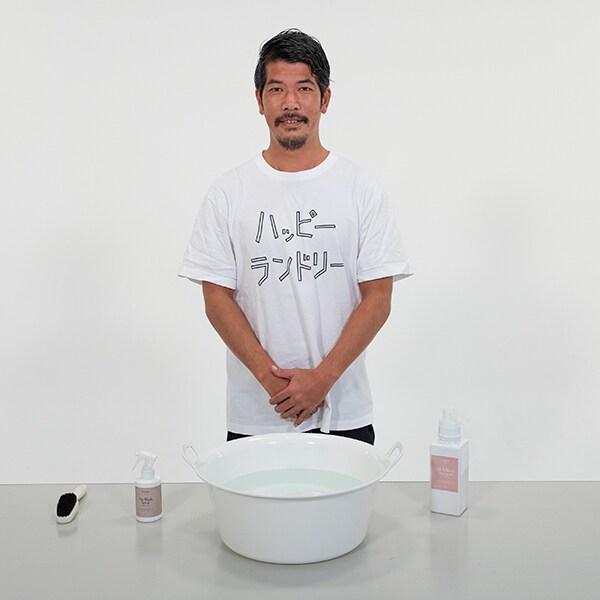 自宅で「カシミヤニット」をキレイに洗う方法【洗濯ブラザースが伝授!】