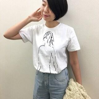 ジェーン・バーキン一家のチャリティTシャツで思いを新たに…… by大森葉子
