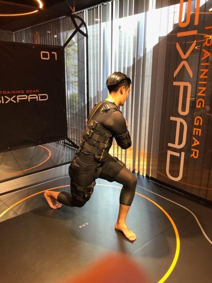 話題の近未来型ジム「SIXPAD STATION」を体験してきました!スライダー3_3