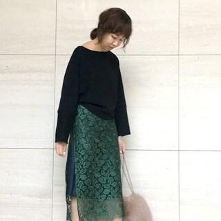 【動画あり】ファッションライター榎本がセレクト!狙っていた「エリン」のボリュームトップス