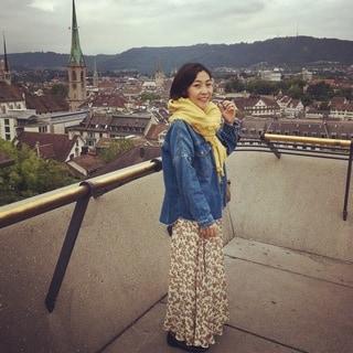 スイス旅④ランチと観光。チューリッヒ