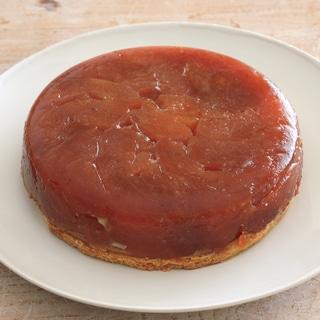 ストウブ鍋だととっても簡単!りんごで「タルトタタン」のレシピ