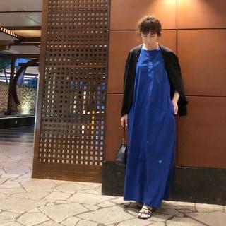 白肌にも似合うカラードレスで夏の準備を… by榎本洋子