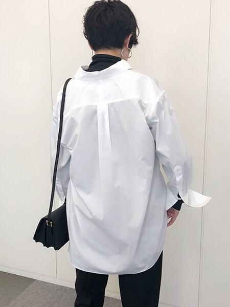 シンプル代表・ライター昼田祥子さんがセレクト! 女らしく? クールに? それぞれが思う「冬の白」スライダー1_2