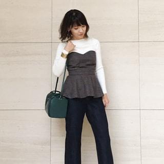 【動画あり】フリーランスPRの藤林美紀さんがセレクト!旬のビスチェを大人っぽく取り入れたい!
