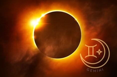 SNSのプロフィール写真をチェンジ! 通信機器の見直しも【2021.6.10 双子座金環日食】