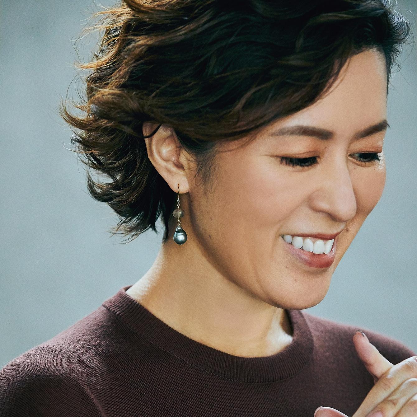 """大草直子の""""私的""""名品ジュエリー5選【ハム、ヒロタカ、ボンマジックなど】"""