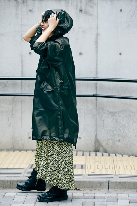 頼れる雨対策アイテムで梅雨でもワンピース【5日間コーディネート】スライダー1_4
