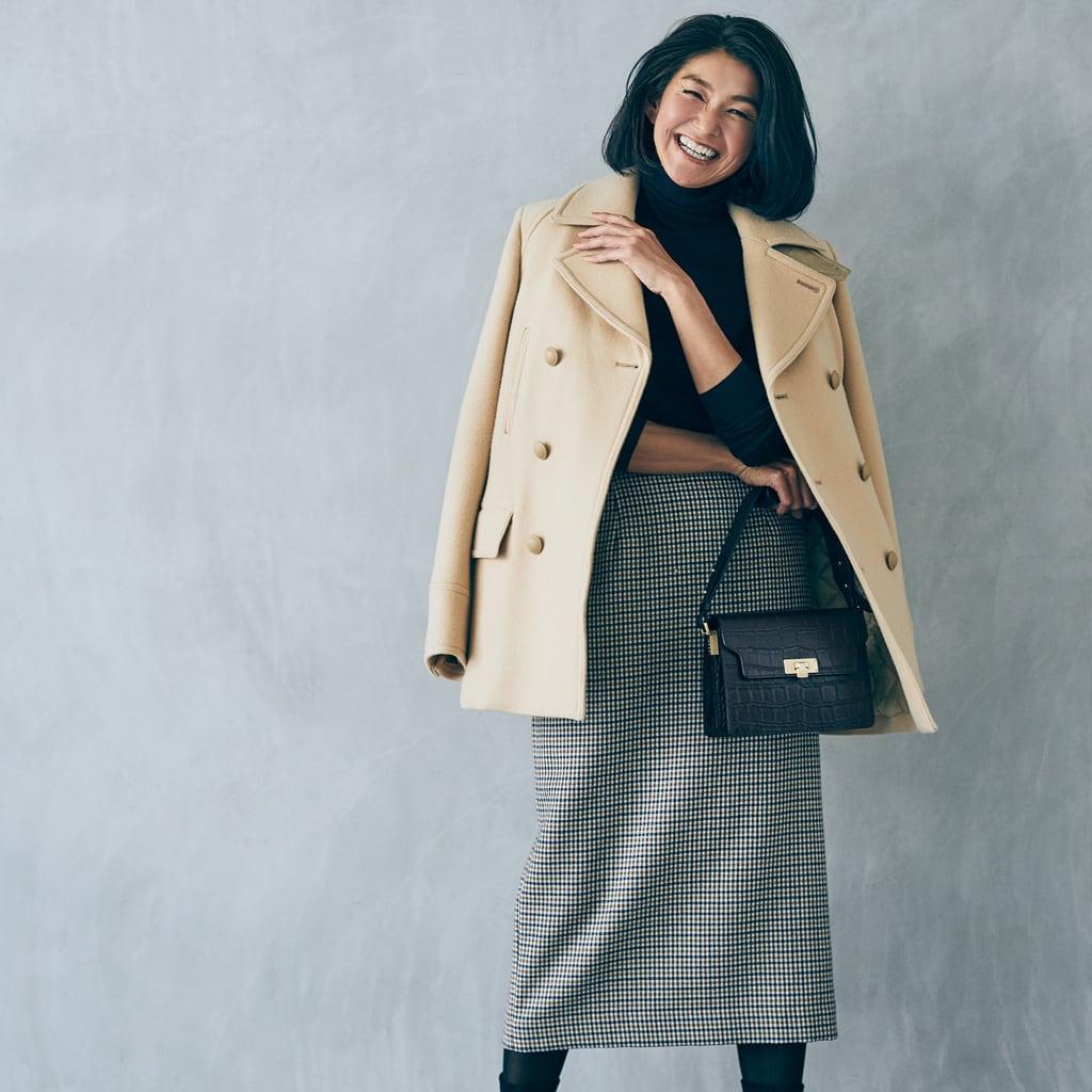 ロングコートの次に買う、オススメのコートは?【スタイリスト室井由美子が回答】