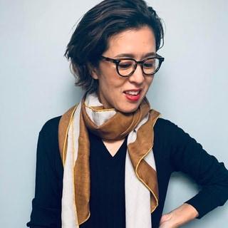 【40代のメガネ選び】大草直子に学ぶ、スタイリッシュなメガネ活用術14